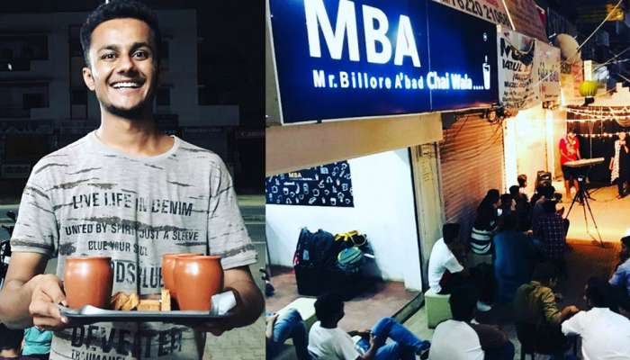 Prafull Billore founder of MBA Chai Wala