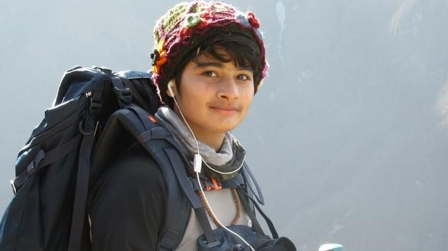 Shivangi Pathak, India's youngest Everest summiteer