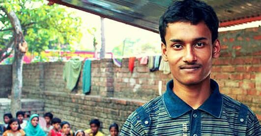 Babar Ali is an Indian student and teacher from Murshidabad in West Bengal.