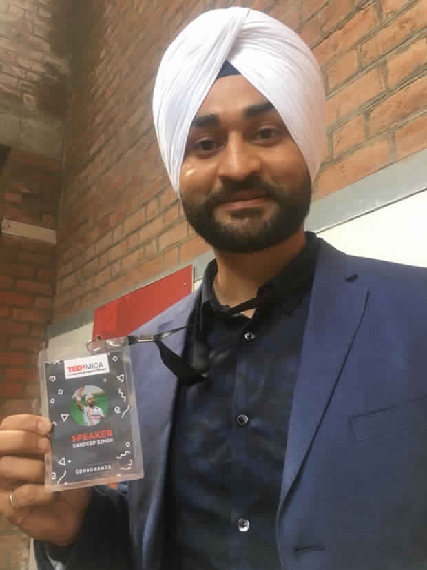Sandeep Singh is an Indian professional field hockey player from Haryana and an ex-captain of the Indian national team.