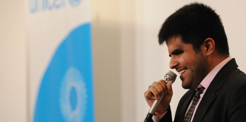 Kartik Sawhney is a disability advocate and technologist