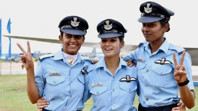 Flight Lieutenant Avani Chaturvedi first female fighter pilot of India