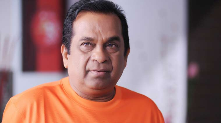 Brahmanandam Kanneganti is an Indian film actor and comedian
