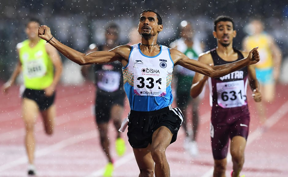 Ajay Kumar 20-year old Ticket Checker from Allahabad is on his way to create history in the World of Athletics