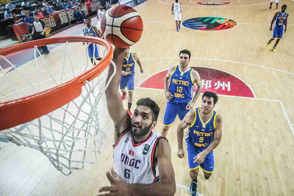 Amritpal Singh the 1st Indian to get selected for an Australian National Basketball League (NBL) team.