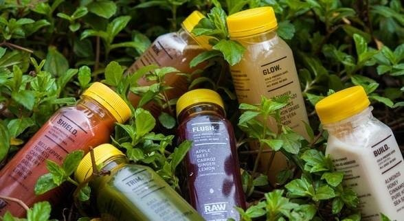 Anuj Rakyan Founder of India's 1st Cold Pressed Juice Company Raw Pressery