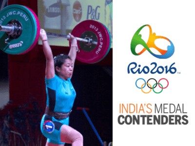 Saikhom Mirabai Chanu, Indian weightlifter who won Gold Medal for India at commonwealth games 2018