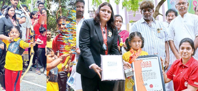 Dolly Sivani youngest prodigy from vijayawada