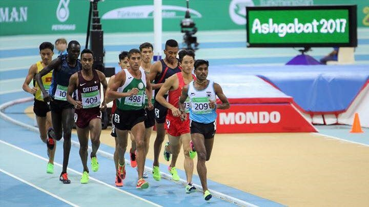 Govindan Lakshmanan is an Indian distance runner