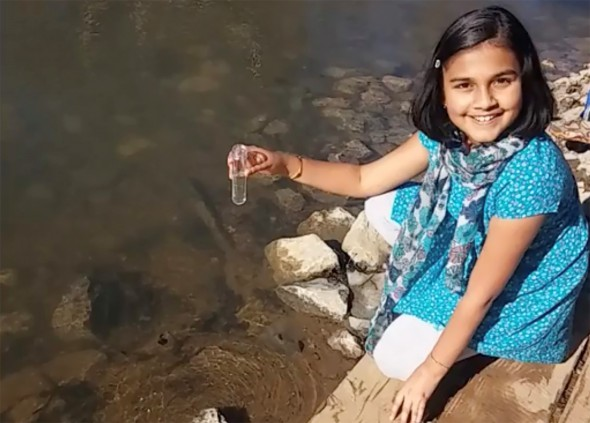 Gitanjali Rao is a young inventor from Colorado.
