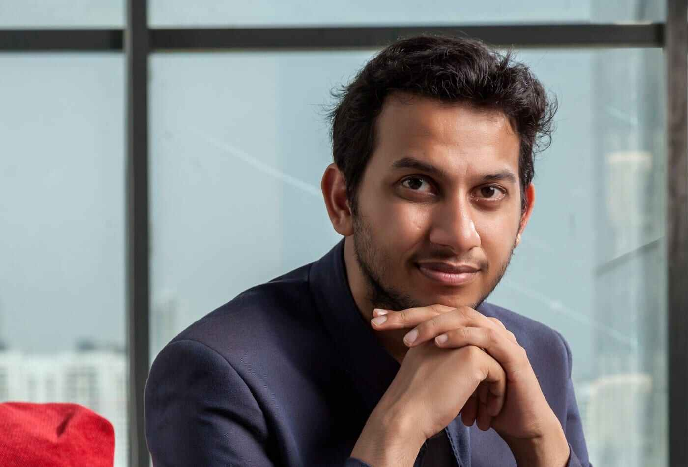 ritesh agarwal biography