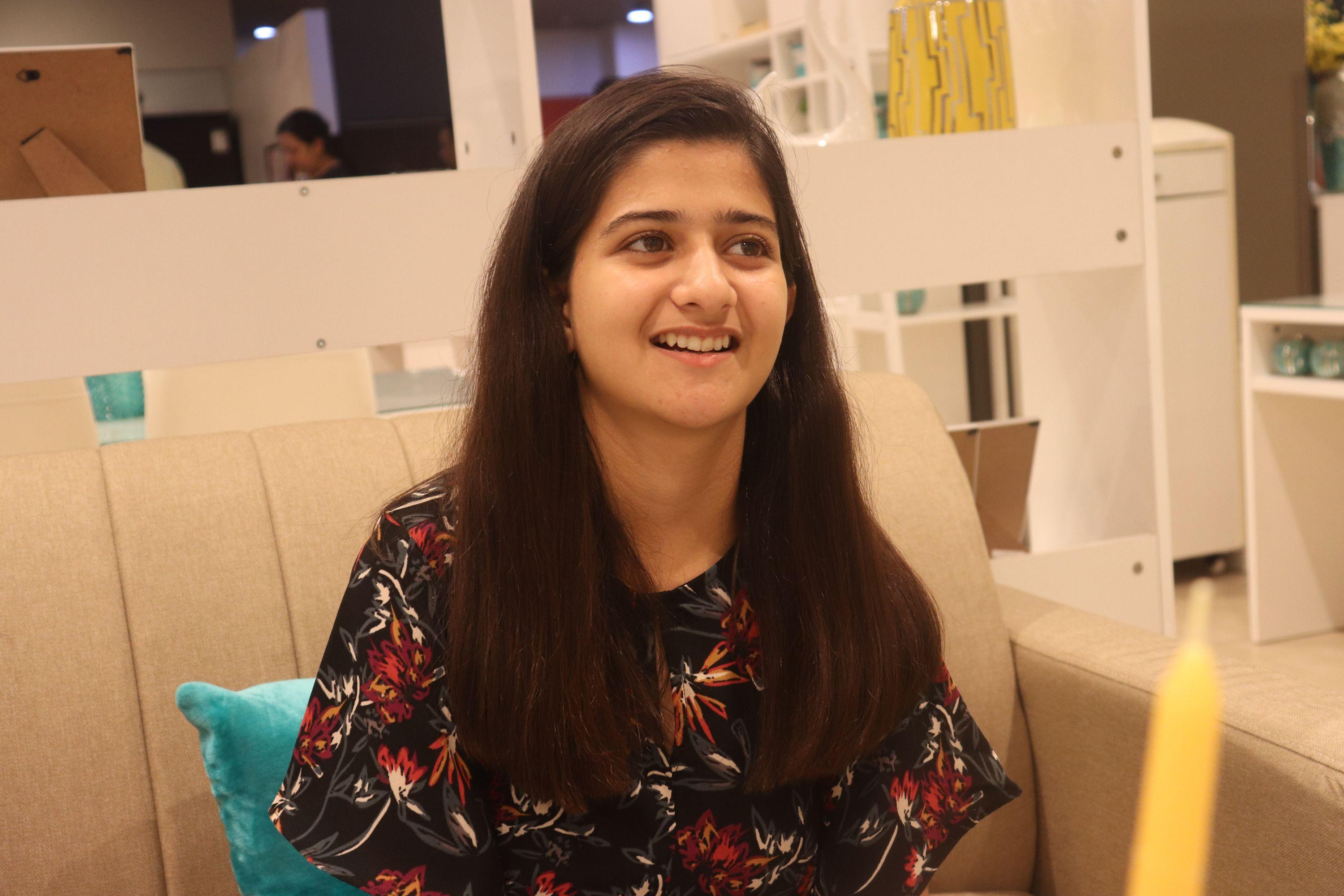 Divya Gandotra 16 Year's old Youtuber, who is best known for making videos about Tech Content and other stuff's.