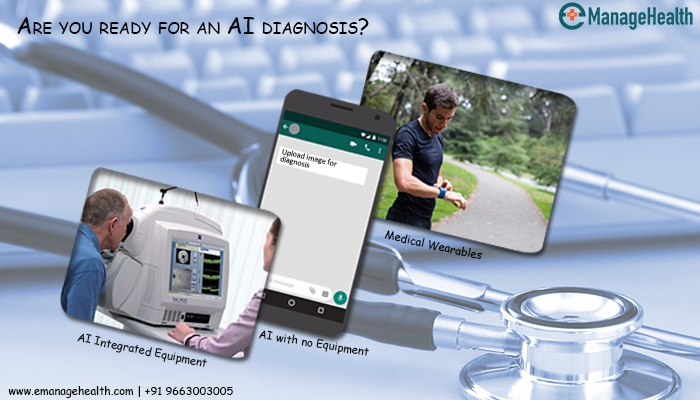 The Future of AI in Medical Diagnosis, Blog eManageHealth