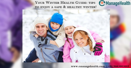 Tips to enjoy a safe and healthy winters