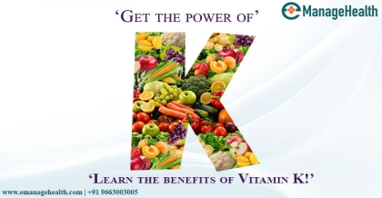 Importance of getting enough vitamin K