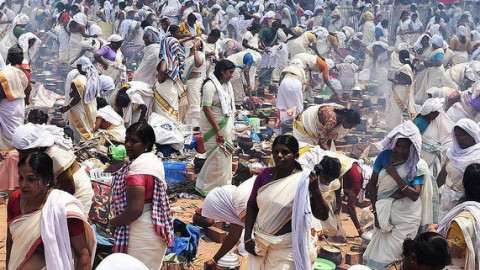 Attukal Pongala Date Ritual