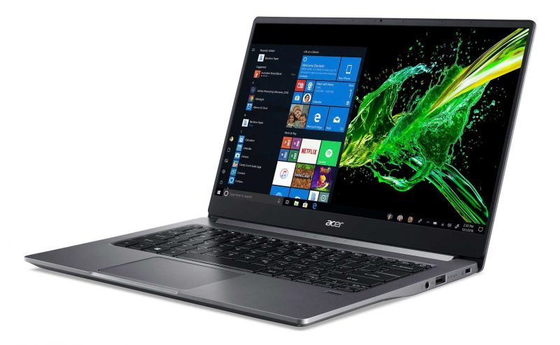 Acer Swift 3 10th Gen Intel
