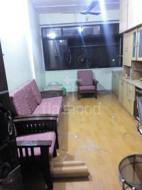shared room in a 1 BHK in sarvodaya nagar, mulund west