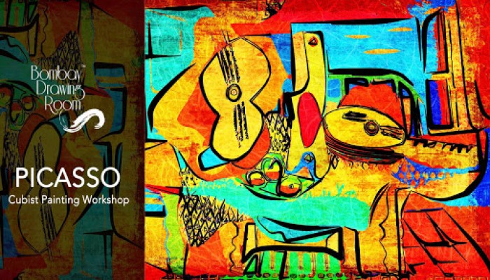 Picasso Cubist Painting Workshop by Bombay Drawing Room- 4 Mar ...