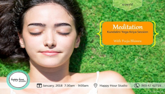 Meditation & Kundalini Yoga Kriya | Events | Flixmates