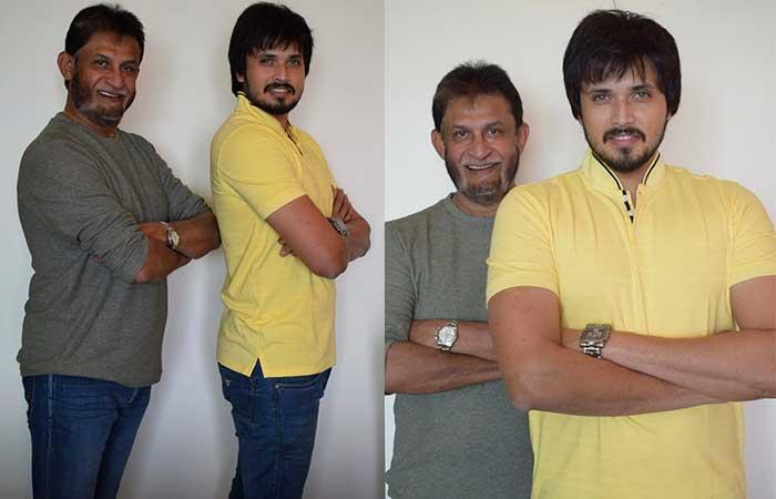 संदीप पाटिल के बेटे चिराग फ़िल्म '83 में निभाएंगे अपने पिता की भूमिका!