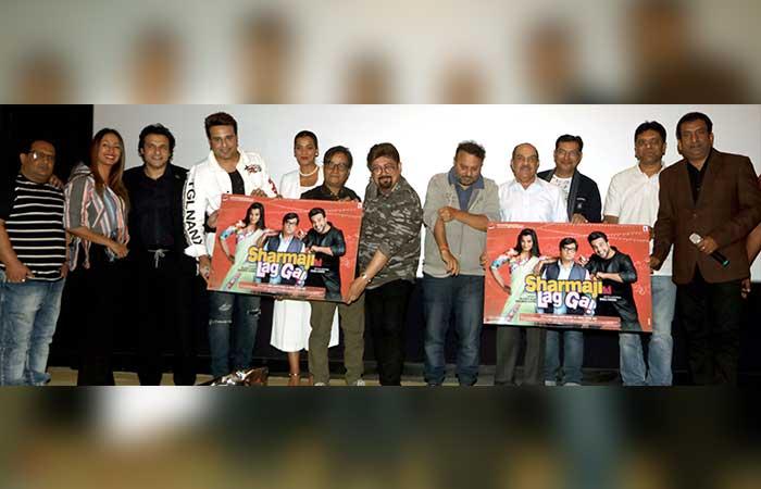 कृष्णा अभिषेक और मुग्धा गोडसे की कॉमेडी फ़िल्म 'शर्मा जी की लग गई' का ट्रेलर लांच