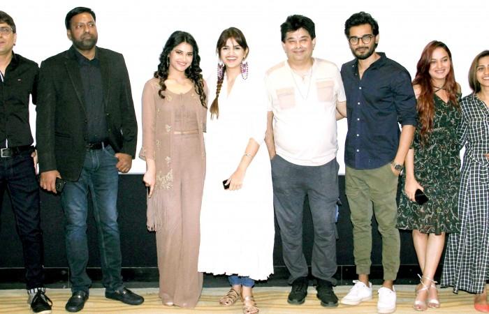 विशाल मिश्रा की अगली हिंदी फिल्म 'मरुधर एक्सप्रेस' का पोस्टर और ट्रेलर लांच