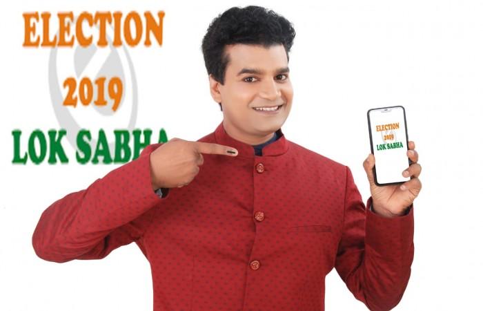 हीरो राजन कुमार बने इलेक्शन कमिशन ऑफ इंडिया 2019 के आइकॉन