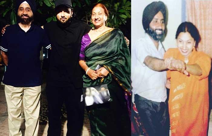 हनी सिंह ने माता-पिता की शादी की सालगिरह पर शेयर की यादगार तस्वीरें