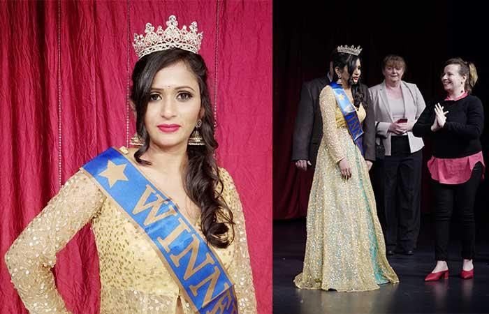जो शर्मा (ज्योत्सना) ने मिस यूएसए इंटरनेशनल का खिताब अपने नाम कर लिया