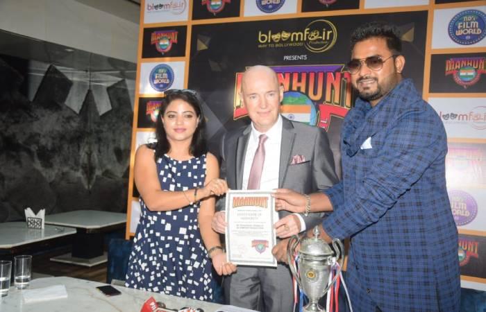 मुंबई में होगा मैनहंट इंडिया 2019 का शानदार आयोजन