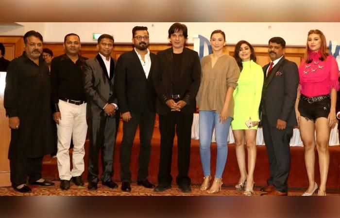 गौहर खान, राहुल रॉय, जसलीन मथारू रापची ओटीटी ऐप के लोगो लॉन्च में हुए शामिल