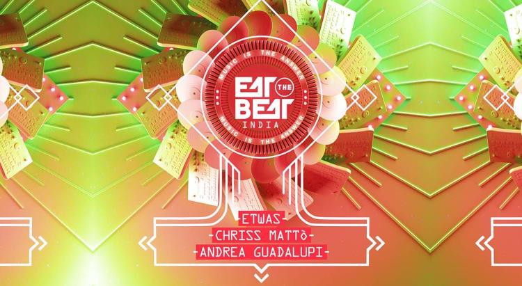 EAT THE BEAT Worldwide Tour | INDIA