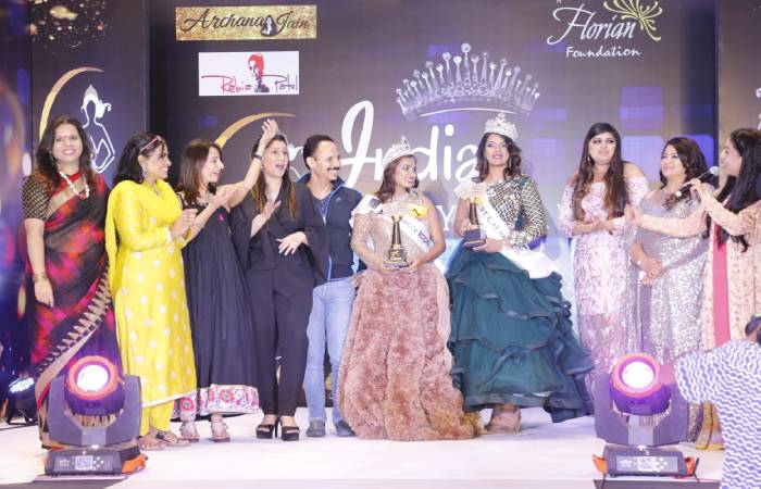इंडिया ब्रेनी ब्यूटी - सबसे अलग सौंदर्य प्रतियोगिता !
