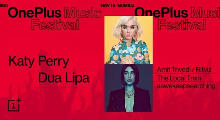 OnePlus Music Festival, 2019