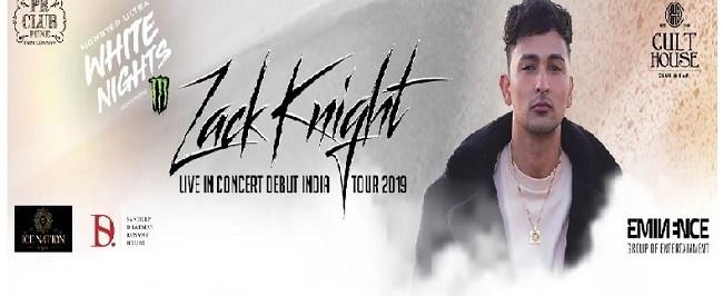 Zack Knight India Tour 2019