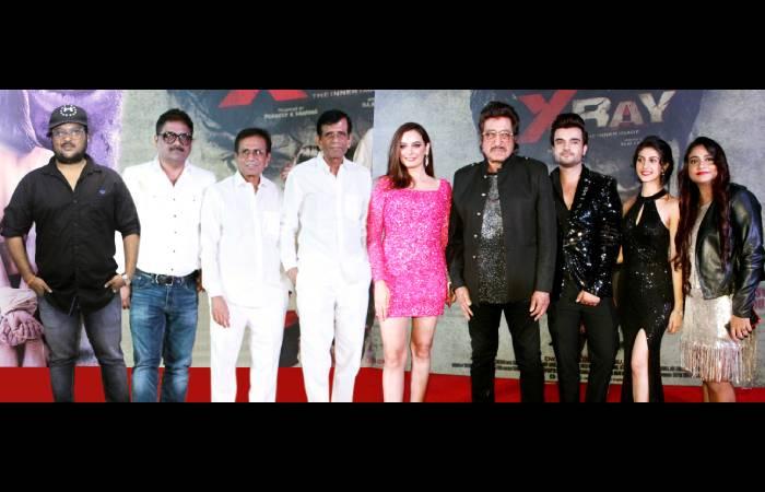 अब्बास मस्तान ने किया  राहुल शर्मा की पहली फ़िल्म एक्सरे का म्यूजिक लांच