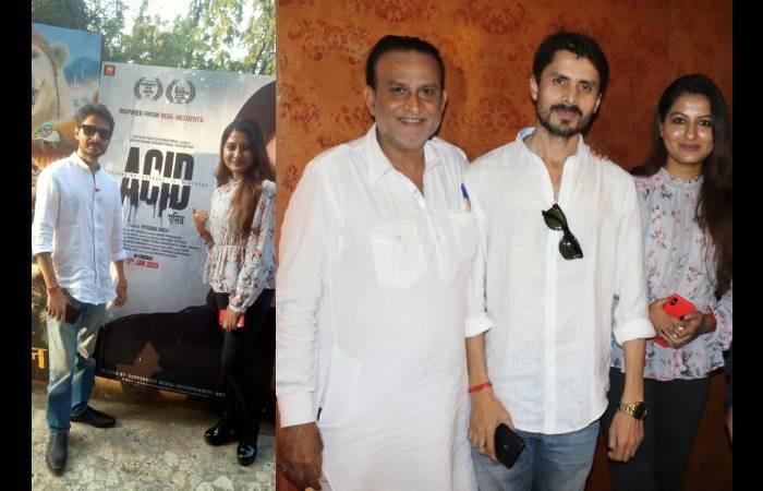 """प्रियंका सिंह की फिल्म """"एसिड"""" की मुंबई में विशेष स्क्रीनिंग"""