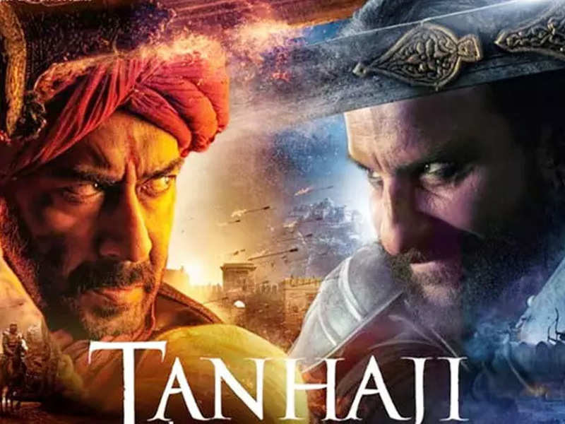 Tanhaji: The Unsung Warrior' box office collection day 19: Ajay Devgn's film mints Rs 3.25 crore.