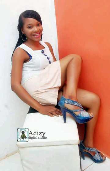 DRAMMY - Golden girl from Lagos