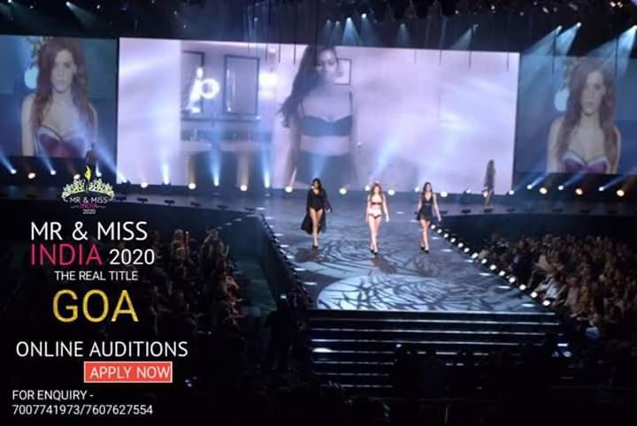 Mr & Miss India 2020