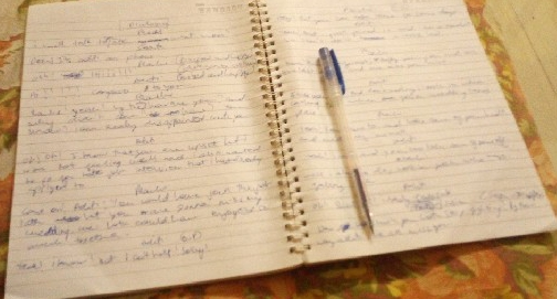 My journey of being an amateur scriptwriter.