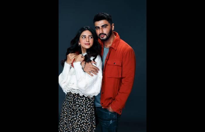अर्जुन कपूर और रकुल मुंबई में फिर से शूट शुरू करने के लिए तैयार