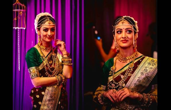 अभिनेत्री संदीपा धर पहली बार मराठी मुलगी के किरदार में