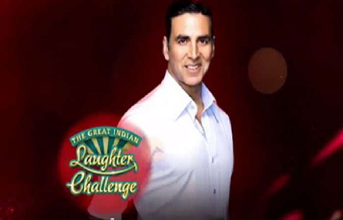 The Great Indian Laughter Challenge of Akshay Kumar