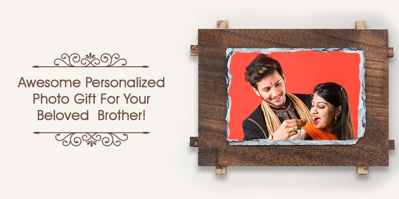 Bhai Dooj Personalized Photo Gifts for Your Brother