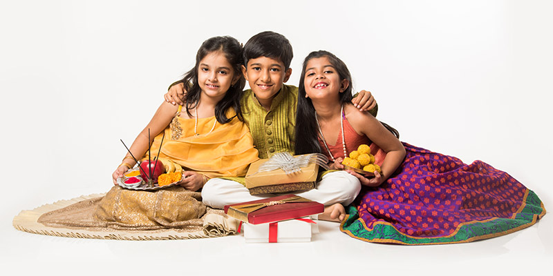 Siblings Celebration Bhai Dooj