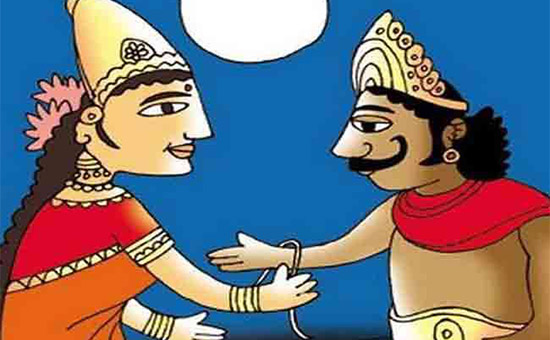 Yamraj And Yamuna