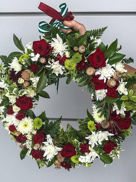 Floral Wreaths Decor