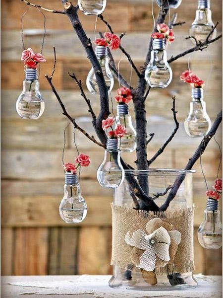 Floral Bulb Arrangements